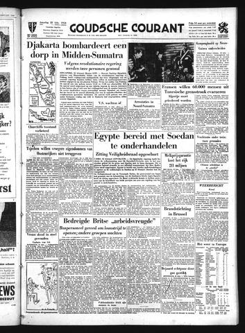Goudsche Courant 1958-02-22