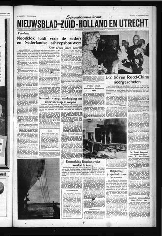 Schoonhovensche Courant 1962-09-10