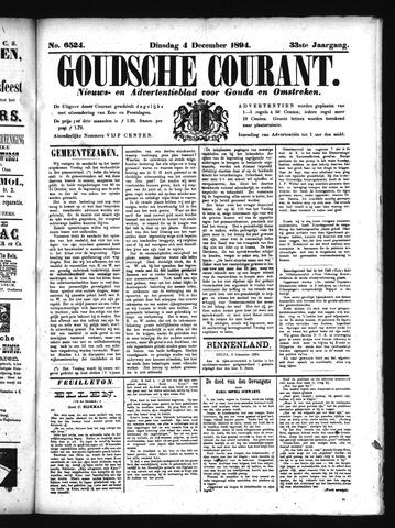 Goudsche Courant 1894-12-04