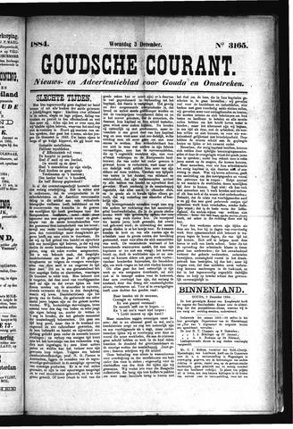 Goudsche Courant 1884-12-03