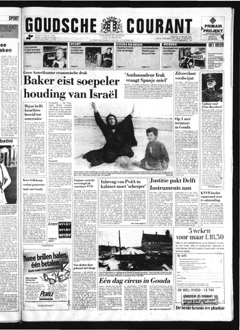 Goudsche Courant 1991-03-12