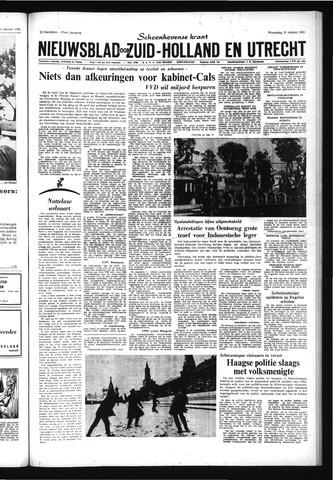Schoonhovensche Courant 1965-10-13
