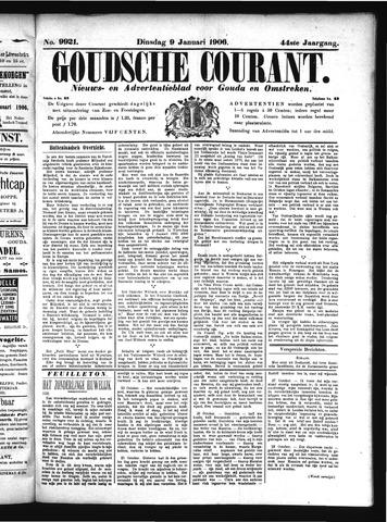 Goudsche Courant 1906-01-09