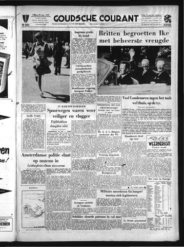 Goudsche Courant 1959-08-28