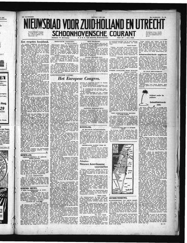 Schoonhovensche Courant 1948-05-07
