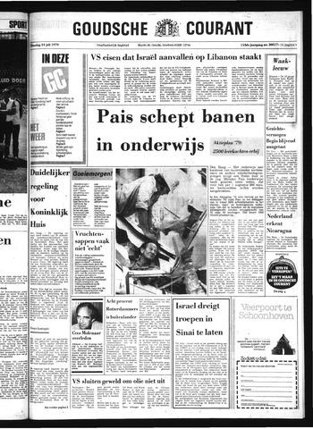 Goudsche Courant 1979-07-24