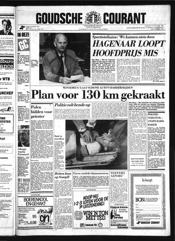 Goudsche Courant 1984-10-29