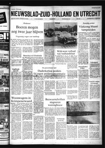Schoonhovensche Courant 1973-01-22