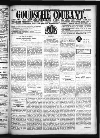 Goudsche Courant 1937-11-22
