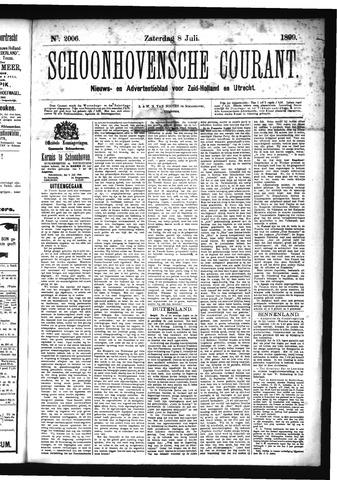 Schoonhovensche Courant 1899-07-08