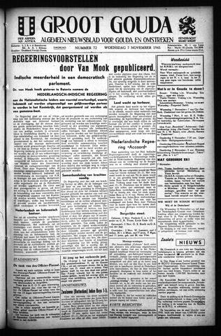 Groot Gouda 1945-11-07
