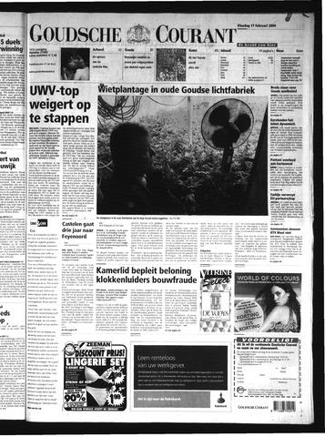 Goudsche Courant 2004-02-17