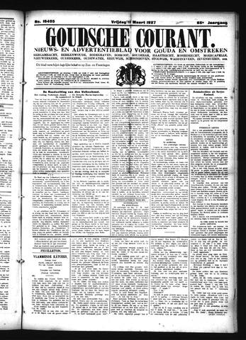 Goudsche Courant 1927-03-11