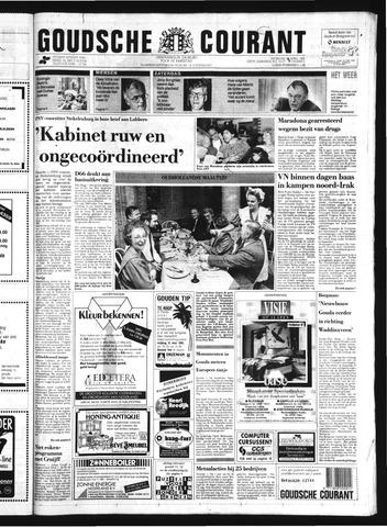 Goudsche Courant 1991-04-27