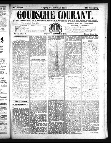 Goudsche Courant 1913-02-14