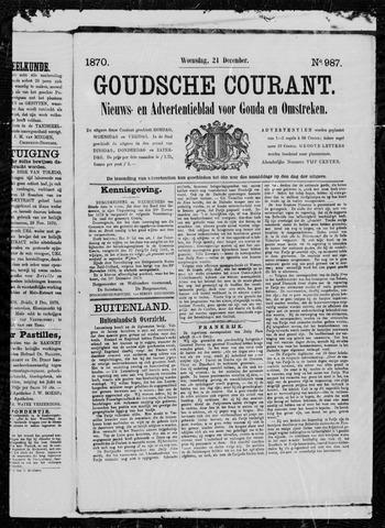 Goudsche Courant 1870-12-21