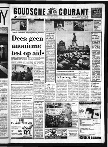 Goudsche Courant 1989-02-27