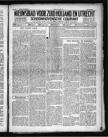Schoonhovensche Courant 1938-04-29