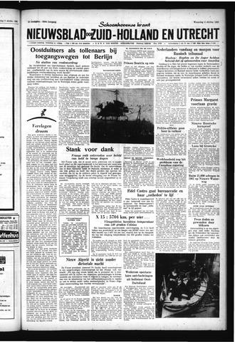 Schoonhovensche Courant 1961-10-04