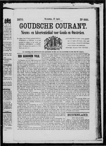 Goudsche Courant 1870-04-27