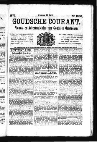 Goudsche Courant 1876-04-26
