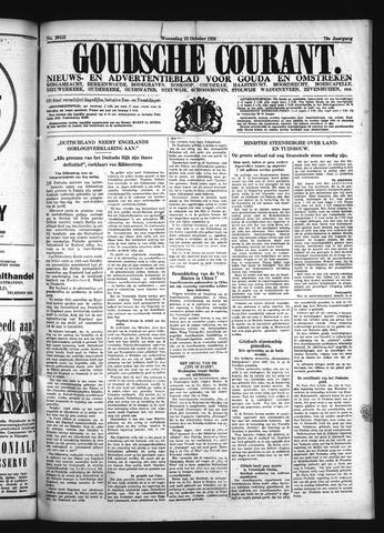 Goudsche Courant 1939-10-25