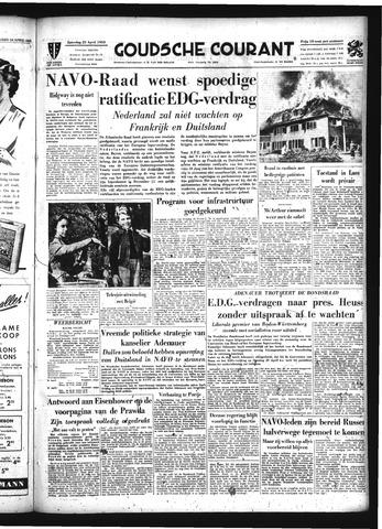 Goudsche Courant 1953-04-25