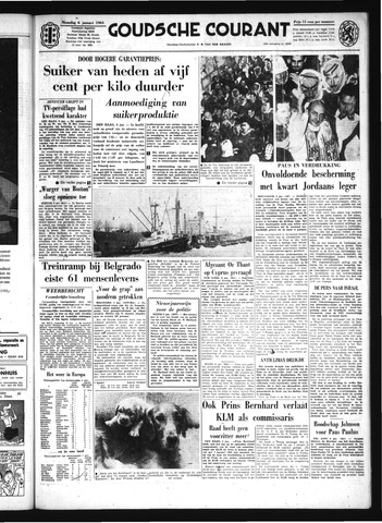 Goudsche Courant 1964-01-06