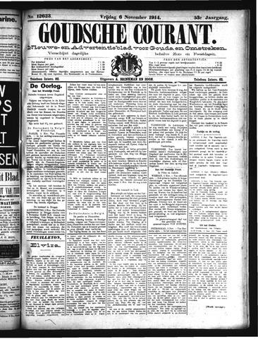 Goudsche Courant 1914-11-06