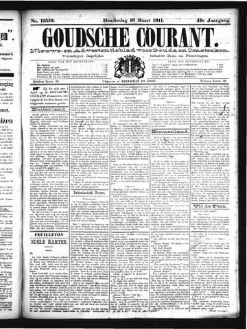Goudsche Courant 1911-03-16