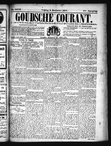 Goudsche Courant 1919-12-05