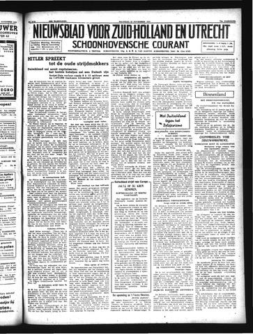 Schoonhovensche Courant 1941-11-10
