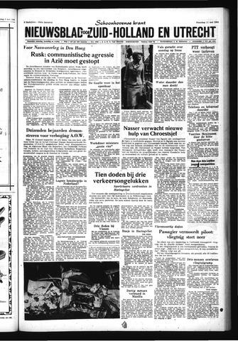 Schoonhovensche Courant 1964-05-11