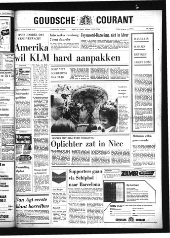 Goudsche Courant 1974-10-22