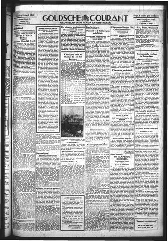 Goudsche Courant 1943-04-09