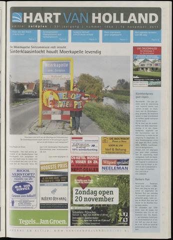 Hart van Holland - Editie Zuidplas 2011-11-16