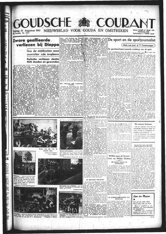 Goudsche Courant 1942-08-21
