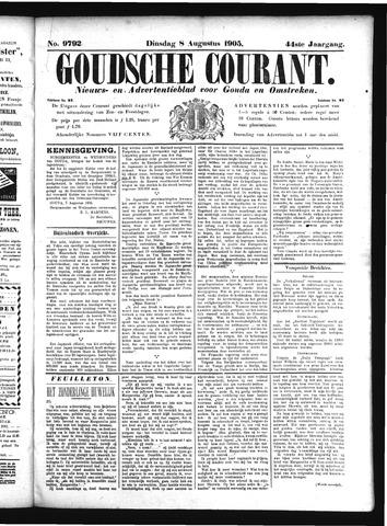 Goudsche Courant 1905-08-08
