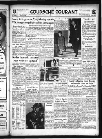 Goudsche Courant 1957-01-30