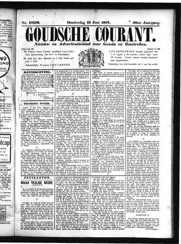 Goudsche Courant 1907-06-13