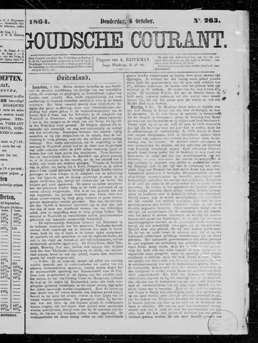 Goudsche Courant 1864-10-06
