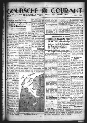 Goudsche Courant 1940-08-13