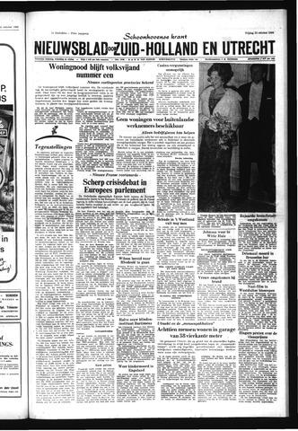 Schoonhovensche Courant 1965-10-22