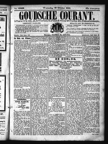 Goudsche Courant 1918-10-16