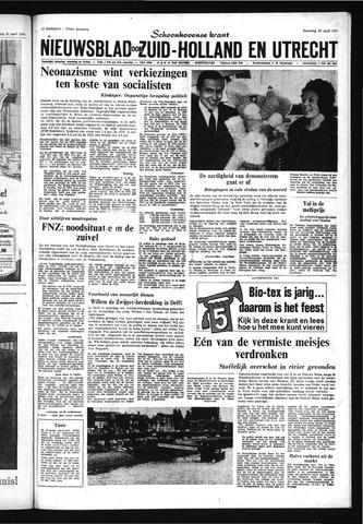 Schoonhovensche Courant 1968-04-29