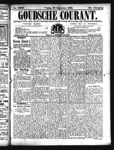 Goudsche Courant 1916-09-29
