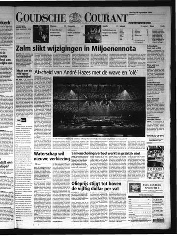Goudsche Courant 2004-09-28