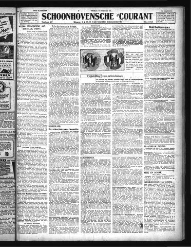 Schoonhovensche Courant 1944-02-18