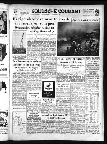 Goudsche Courant 1958-10-17