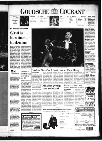 Goudsche Courant 2002-02-04